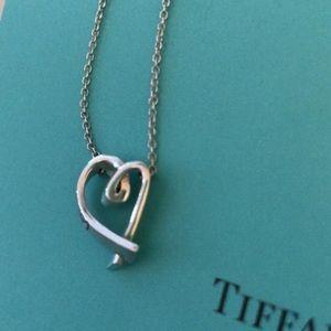 Tiffany & Co. Jewelry - Tiffany & Co Paloma Picasso Love Heart Necklace